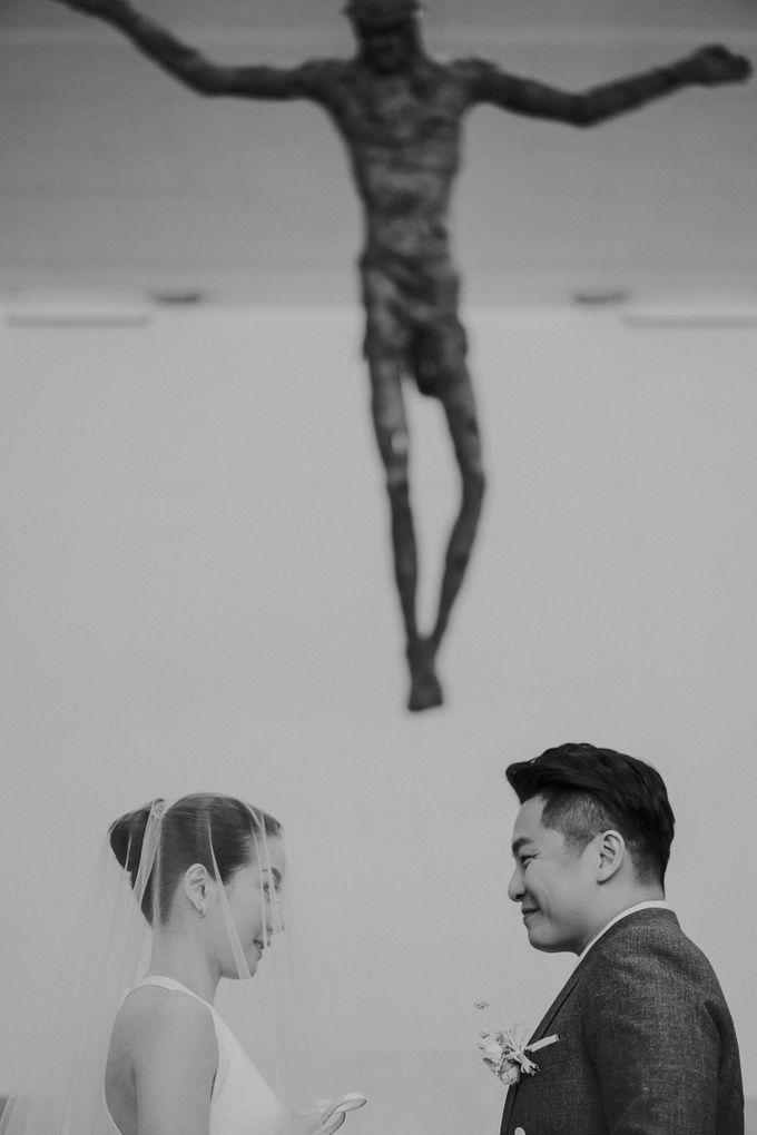 Church Wedding- Celebrating Lawlie & Vera by ARTURE PHOTOGRAPHY - 031