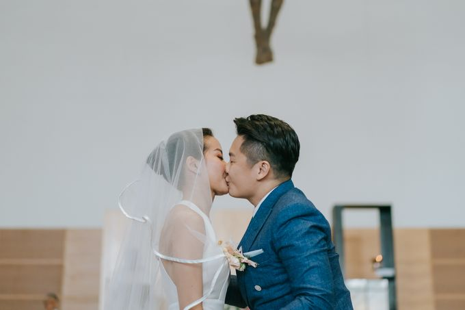 Church Wedding- Celebrating Lawlie & Vera by ARTURE PHOTOGRAPHY - 030
