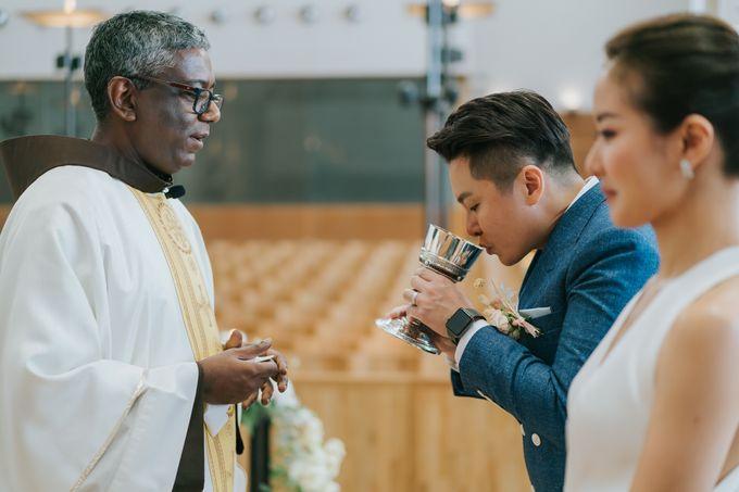 Church Wedding- Celebrating Lawlie & Vera by ARTURE PHOTOGRAPHY - 037