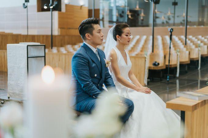 Church Wedding- Celebrating Lawlie & Vera by ARTURE PHOTOGRAPHY - 034