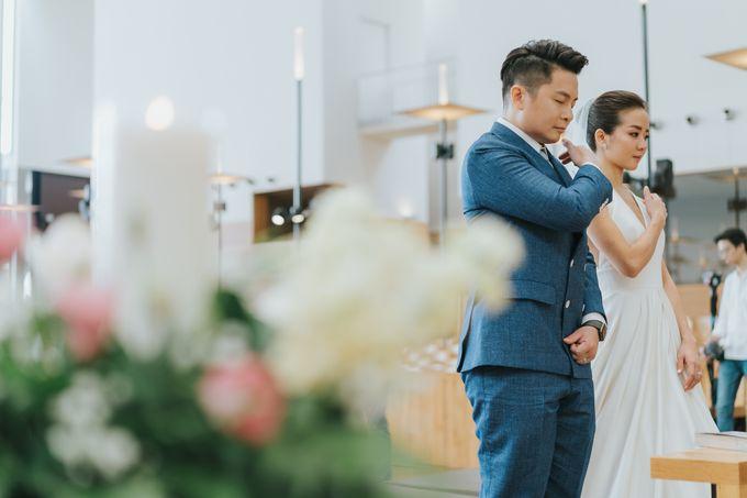 Church Wedding- Celebrating Lawlie & Vera by ARTURE PHOTOGRAPHY - 036