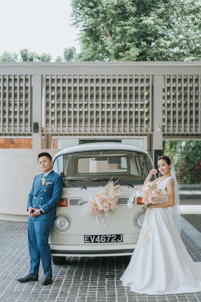 Church Wedding- Celebrating Lawlie & Vera by ARTURE PHOTOGRAPHY - 046