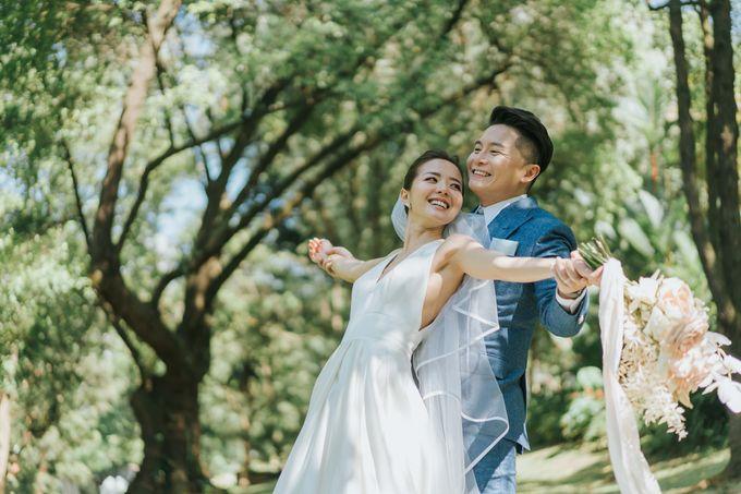 Church Wedding- Celebrating Lawlie & Vera by ARTURE PHOTOGRAPHY - 050