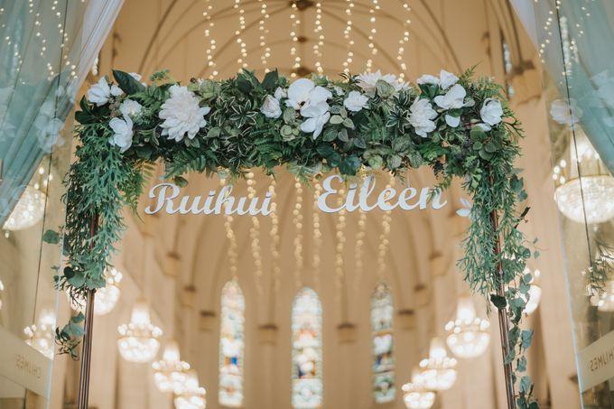 Chijmes Wedding- Celebrating Rui Hui & Eileen by ARTURE PHOTOGRAPHY - 001