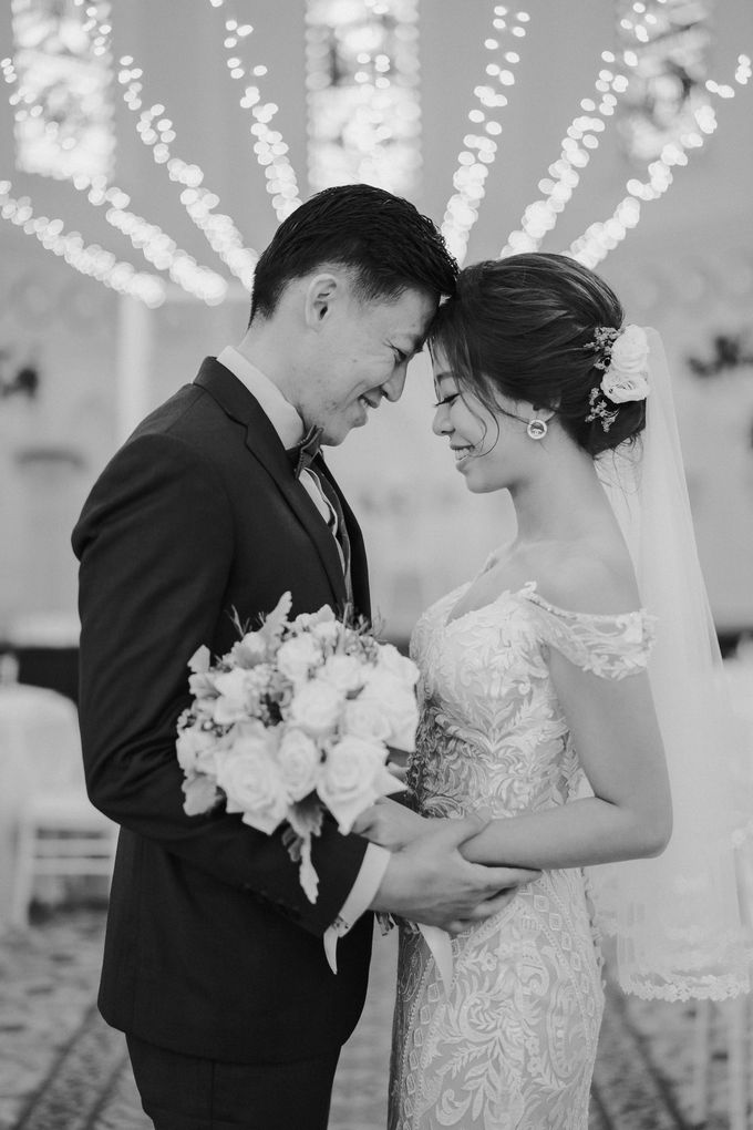 Chijmes Wedding- Celebrating Rui Hui & Eileen by ARTURE PHOTOGRAPHY - 050