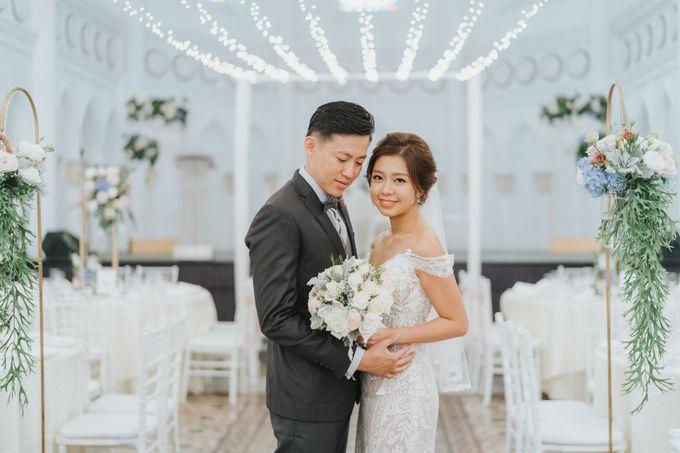 Chijmes Wedding- Celebrating Rui Hui & Eileen by ARTURE PHOTOGRAPHY - 005