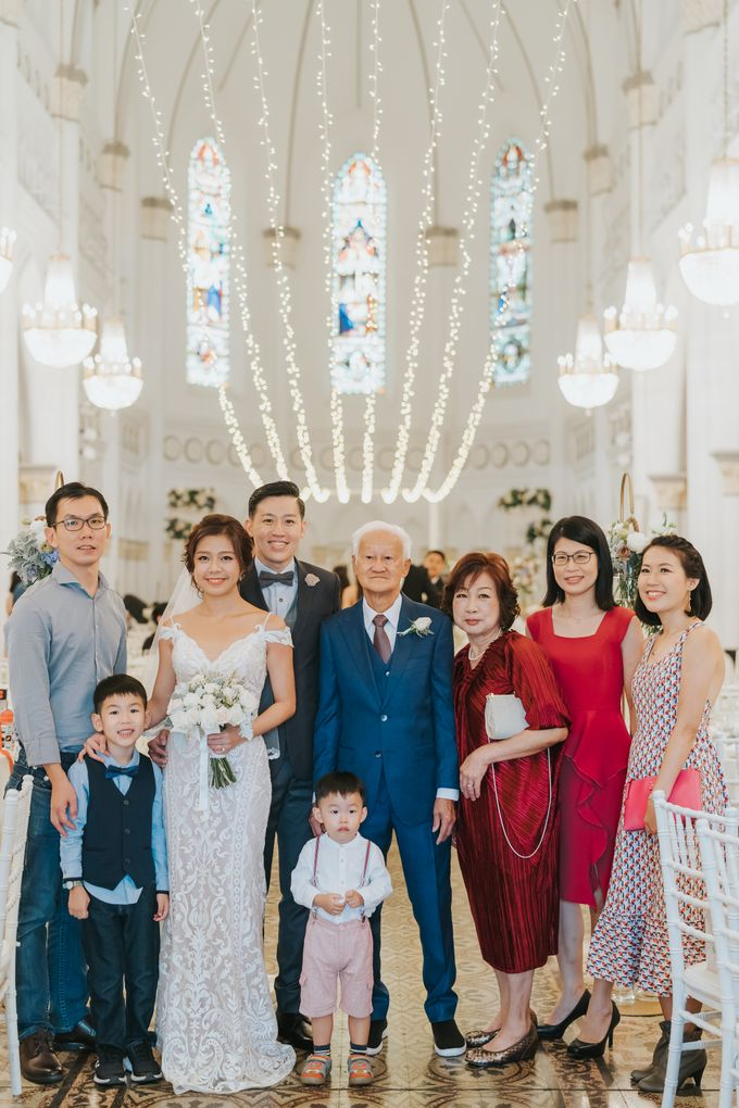 Chijmes Wedding- Celebrating Rui Hui & Eileen by ARTURE PHOTOGRAPHY - 029