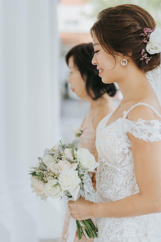 Chijmes Wedding- Celebrating Rui Hui & Eileen by ARTURE PHOTOGRAPHY - 006