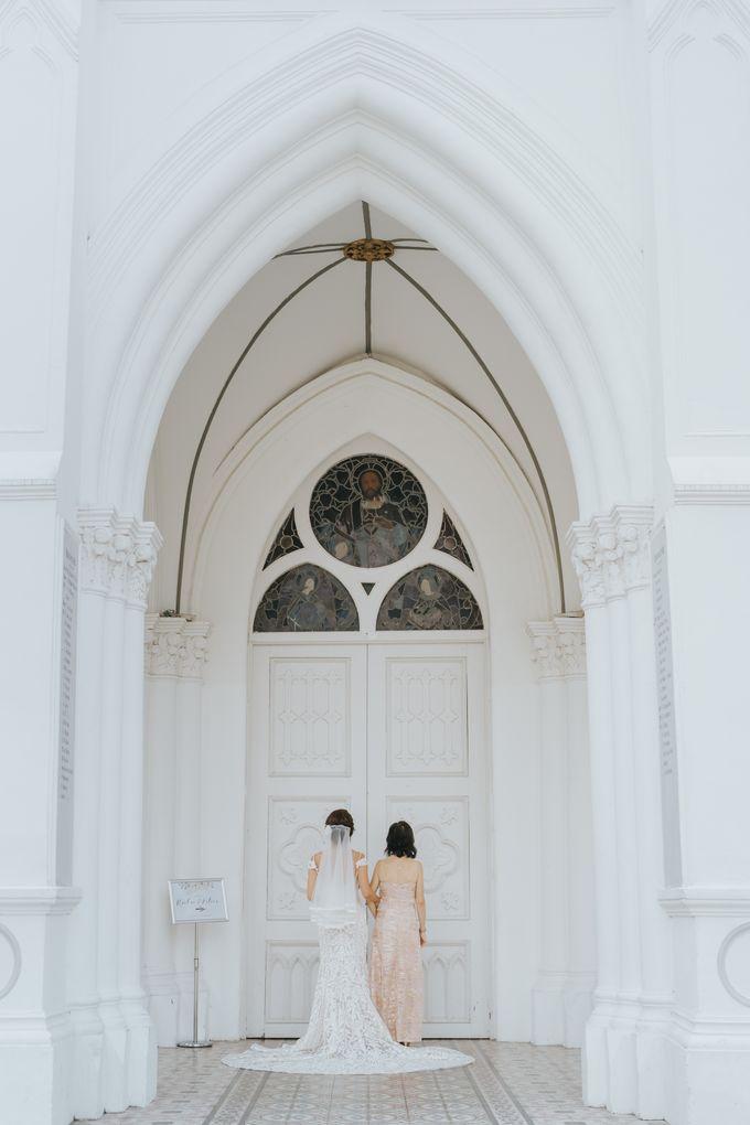 Chijmes Wedding- Celebrating Rui Hui & Eileen by ARTURE PHOTOGRAPHY - 007