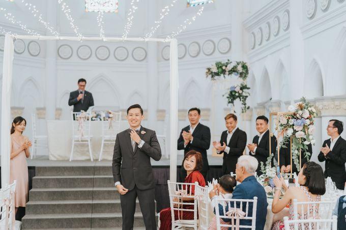 Chijmes Wedding- Celebrating Rui Hui & Eileen by ARTURE PHOTOGRAPHY - 012