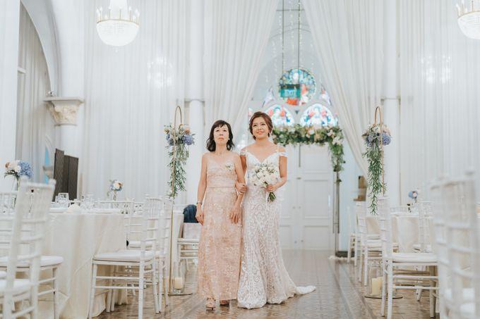 Chijmes Wedding- Celebrating Rui Hui & Eileen by ARTURE PHOTOGRAPHY - 011