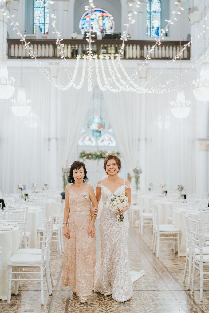 Chijmes Wedding- Celebrating Rui Hui & Eileen by ARTURE PHOTOGRAPHY - 010