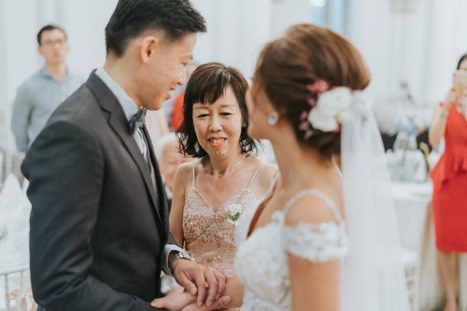 Chijmes Wedding- Celebrating Rui Hui & Eileen by ARTURE PHOTOGRAPHY - 014