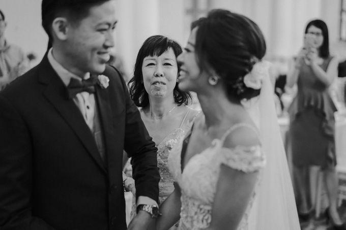 Chijmes Wedding- Celebrating Rui Hui & Eileen by ARTURE PHOTOGRAPHY - 013