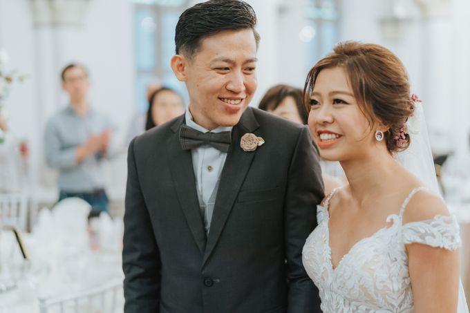 Chijmes Wedding- Celebrating Rui Hui & Eileen by ARTURE PHOTOGRAPHY - 017