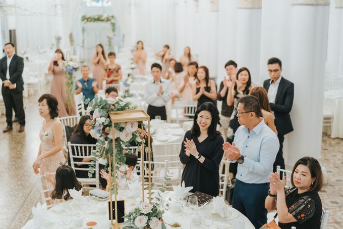 Chijmes Wedding- Celebrating Rui Hui & Eileen by ARTURE PHOTOGRAPHY - 016