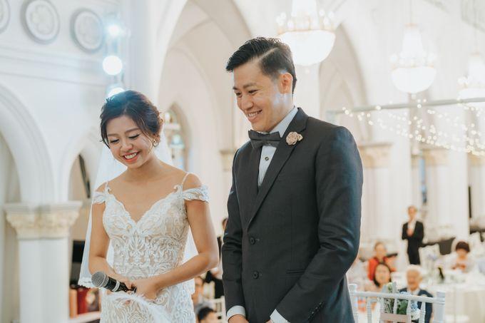 Chijmes Wedding- Celebrating Rui Hui & Eileen by ARTURE PHOTOGRAPHY - 018