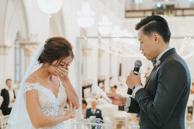 Chijmes Wedding- Celebrating Rui Hui & Eileen by ARTURE PHOTOGRAPHY - 020