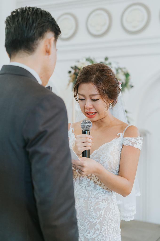 Chijmes Wedding- Celebrating Rui Hui & Eileen by ARTURE PHOTOGRAPHY - 021