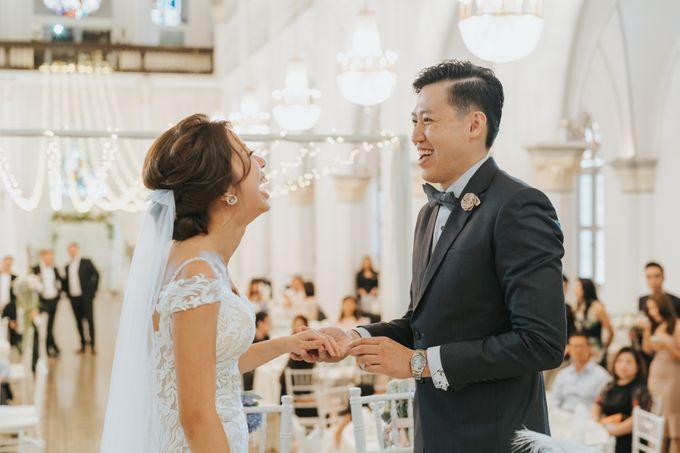 Chijmes Wedding- Celebrating Rui Hui & Eileen by ARTURE PHOTOGRAPHY - 023