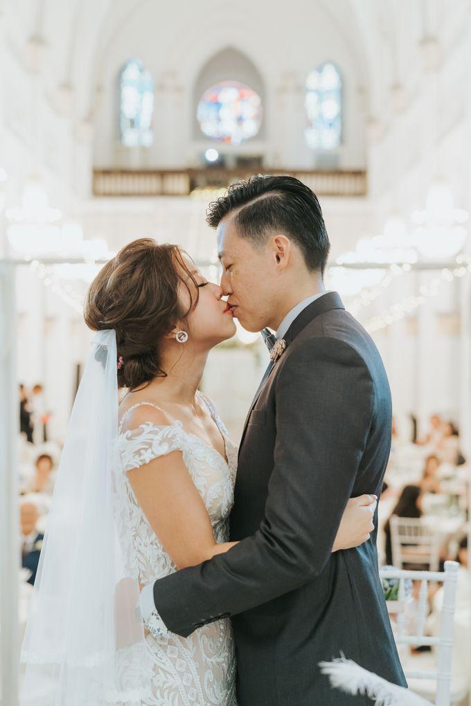 Chijmes Wedding- Celebrating Rui Hui & Eileen by ARTURE PHOTOGRAPHY - 025