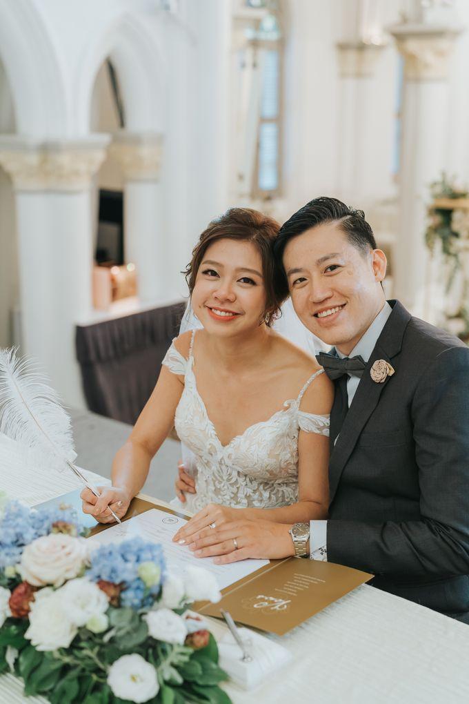 Chijmes Wedding- Celebrating Rui Hui & Eileen by ARTURE PHOTOGRAPHY - 026