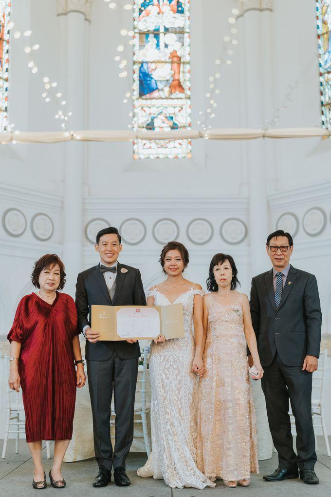Chijmes Wedding- Celebrating Rui Hui & Eileen by ARTURE PHOTOGRAPHY - 027