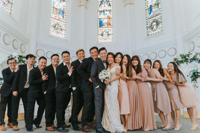 Chijmes Wedding- Celebrating Rui Hui & Eileen by ARTURE PHOTOGRAPHY - 028