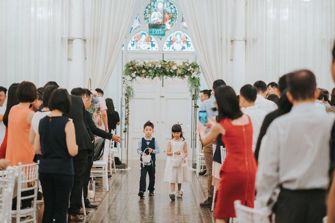 Chijmes Wedding- Celebrating Rui Hui & Eileen by ARTURE PHOTOGRAPHY - 031