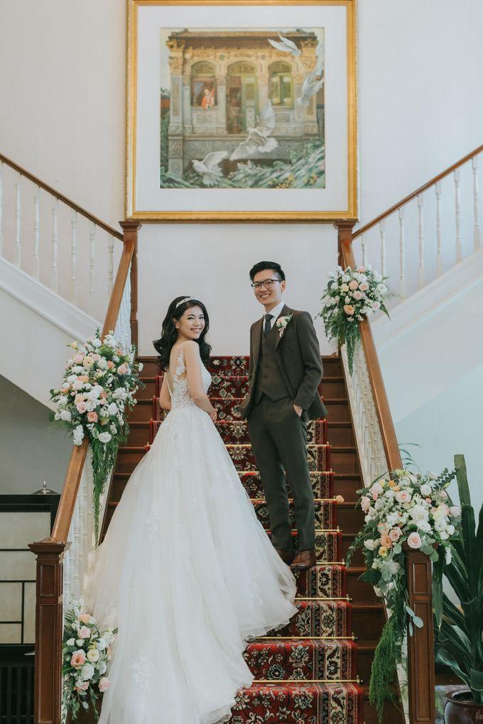 Iwan & Steffi by InterContinental Singapore - 005