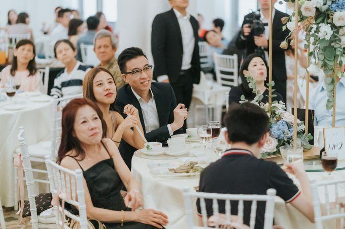 Chijmes Wedding- Celebrating Rui Hui & Eileen by ARTURE PHOTOGRAPHY - 035