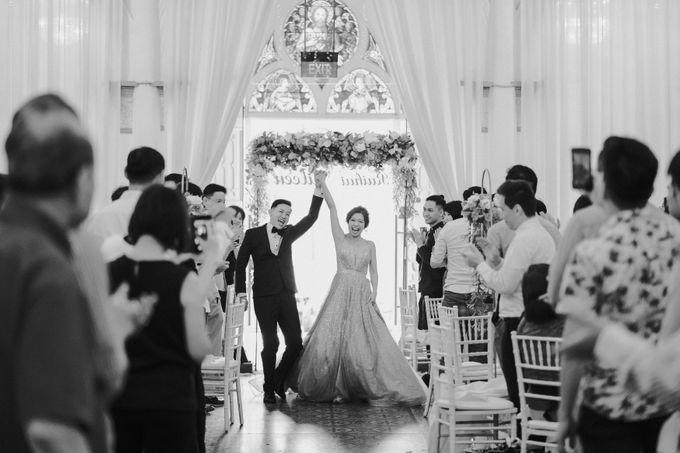 Chijmes Wedding- Celebrating Rui Hui & Eileen by ARTURE PHOTOGRAPHY - 036