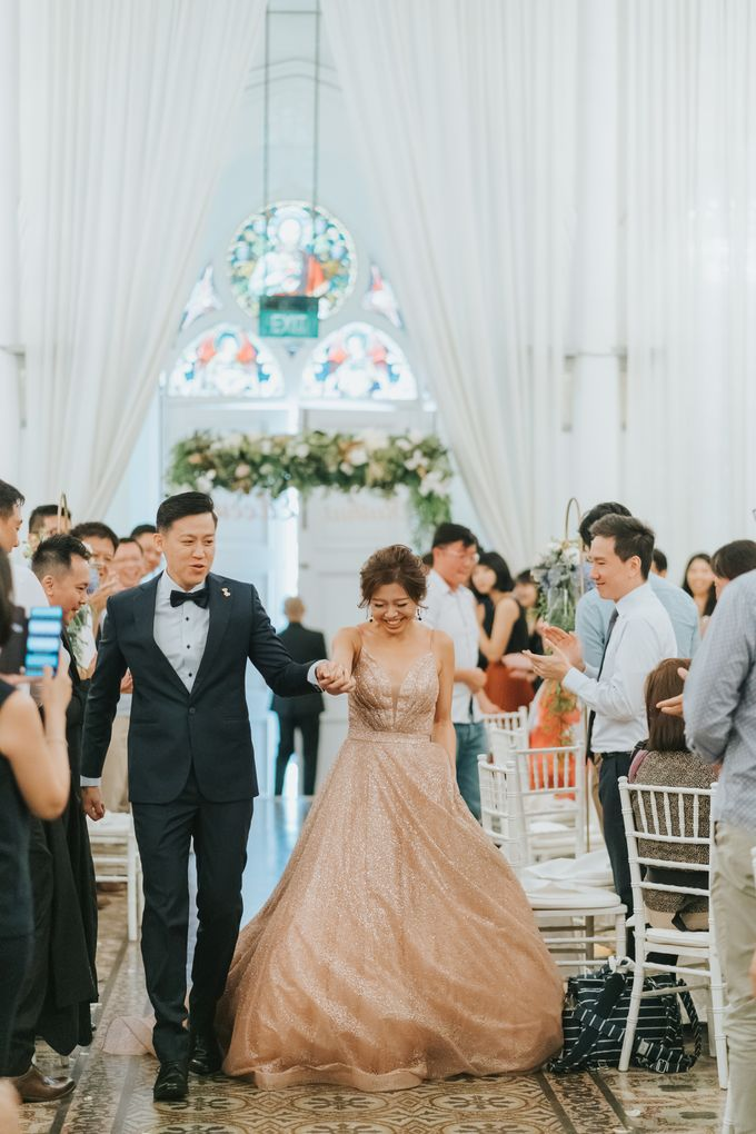 Chijmes Wedding- Celebrating Rui Hui & Eileen by ARTURE PHOTOGRAPHY - 038