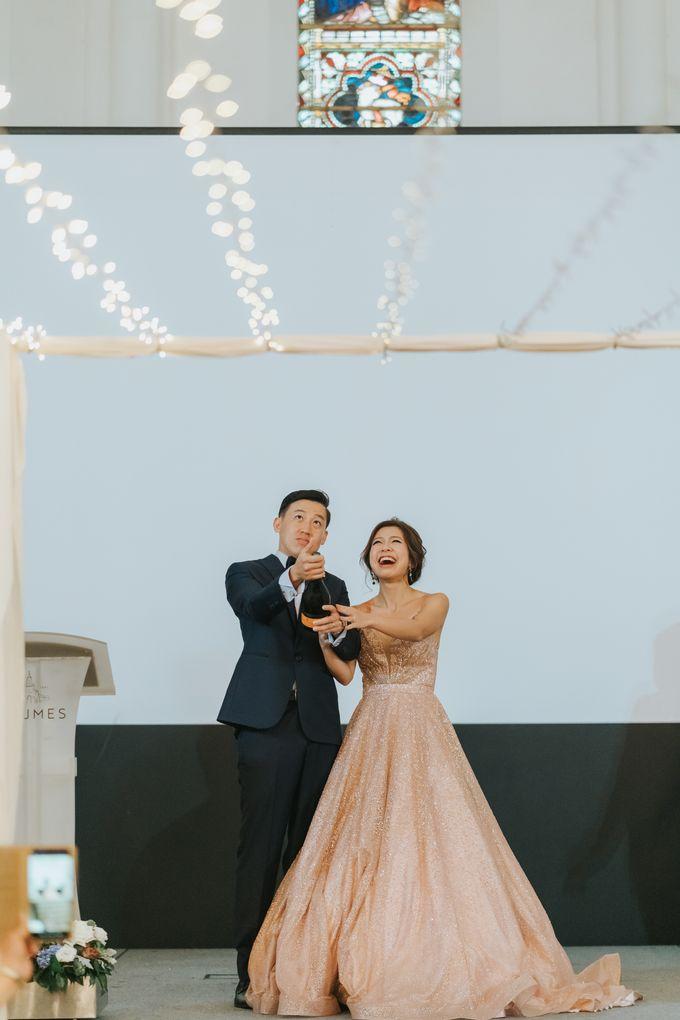 Chijmes Wedding- Celebrating Rui Hui & Eileen by ARTURE PHOTOGRAPHY - 039