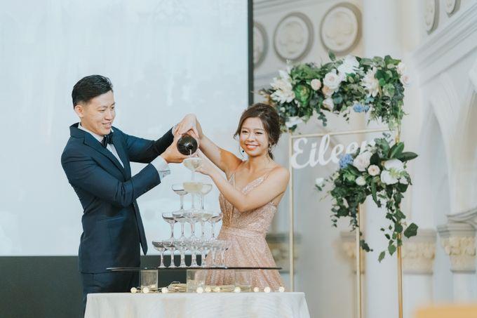 Chijmes Wedding- Celebrating Rui Hui & Eileen by ARTURE PHOTOGRAPHY - 041