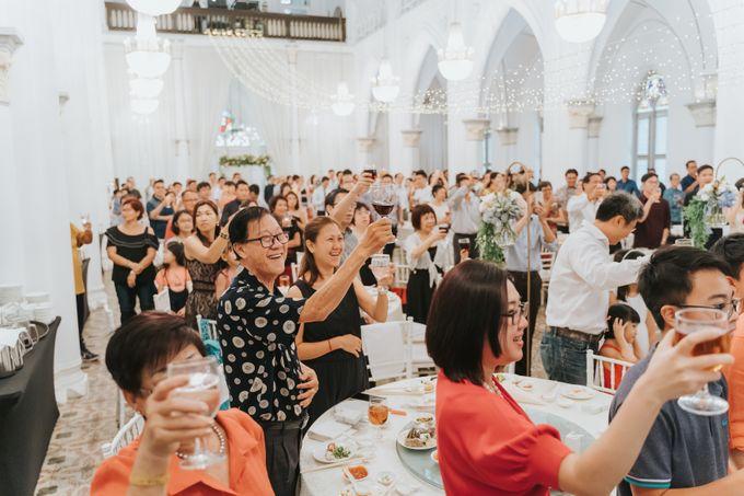 Chijmes Wedding- Celebrating Rui Hui & Eileen by ARTURE PHOTOGRAPHY - 045