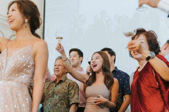 Chijmes Wedding- Celebrating Rui Hui & Eileen by ARTURE PHOTOGRAPHY - 044