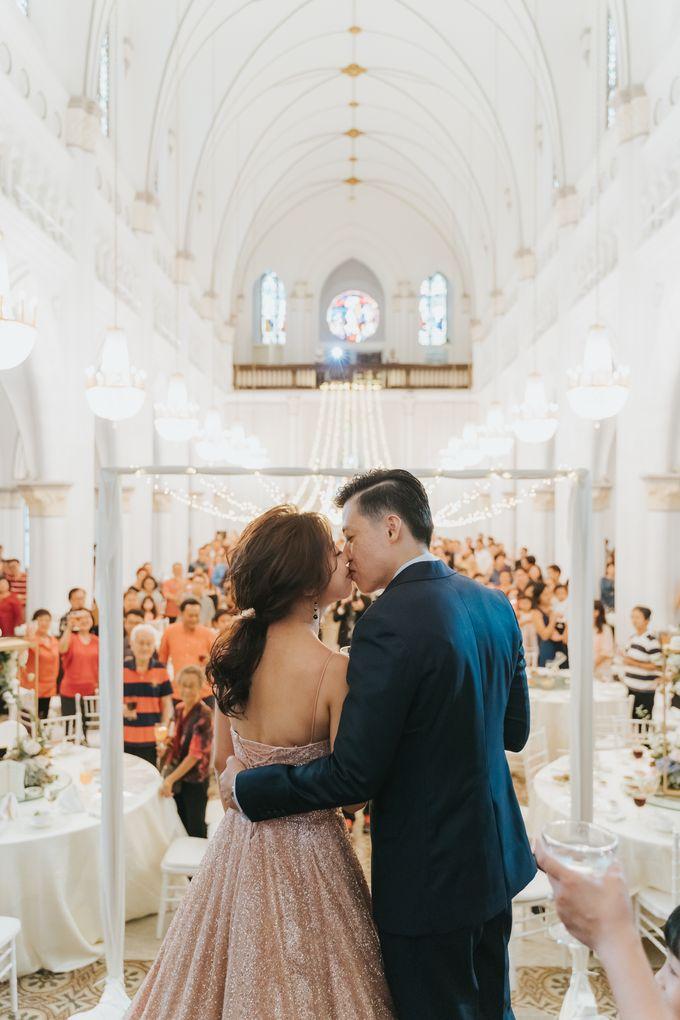 Chijmes Wedding- Celebrating Rui Hui & Eileen by ARTURE PHOTOGRAPHY - 048