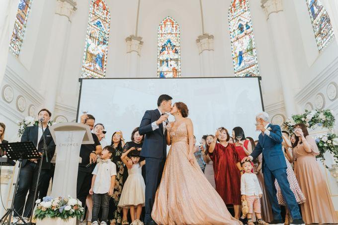Chijmes Wedding- Celebrating Rui Hui & Eileen by ARTURE PHOTOGRAPHY - 049