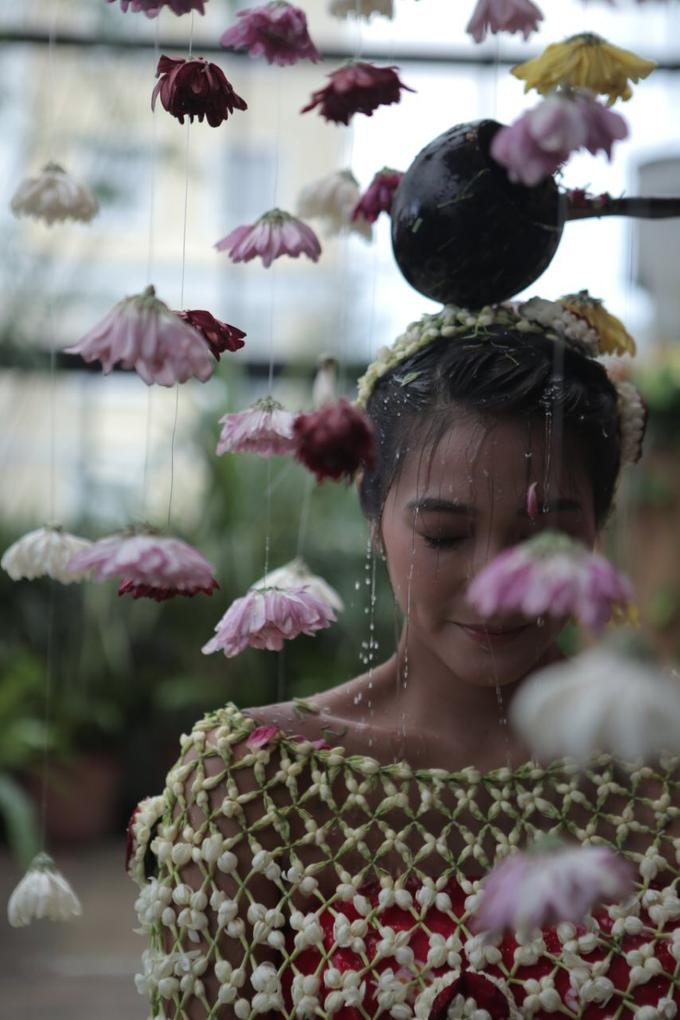 Mitoni Dominique Diyose by Arum Ndalu Sanggar Rias Pengantin - 001