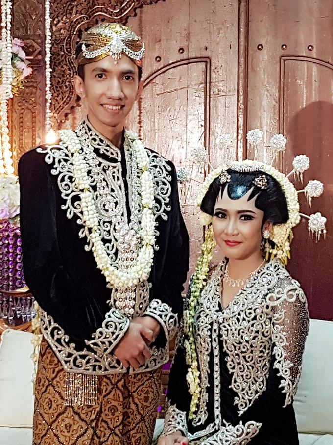 Wedding  by Arum Ndalu Sanggar Rias Pengantin - 005