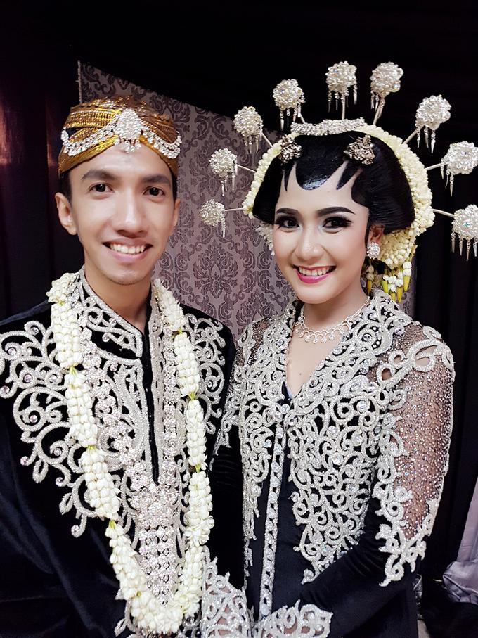 Wedding  by Arum Ndalu Sanggar Rias Pengantin - 007