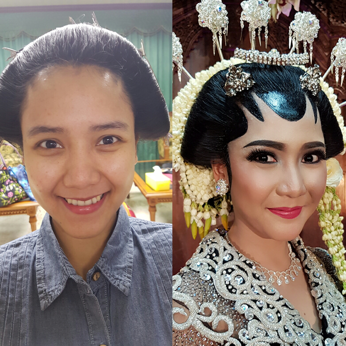 Wedding  by Arum Ndalu Sanggar Rias Pengantin - 010