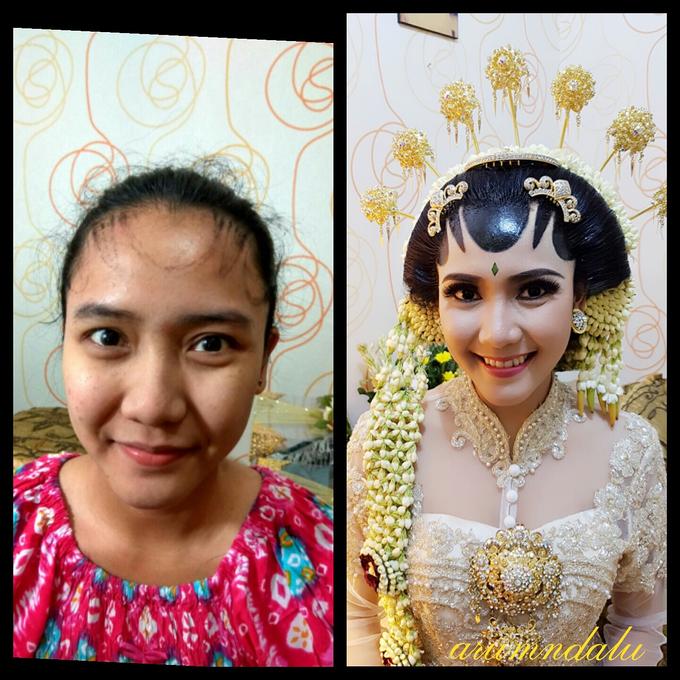 Wedding  by Arum Ndalu Sanggar Rias Pengantin - 009