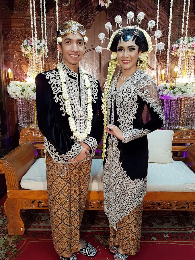 Wedding  by Arum Ndalu Sanggar Rias Pengantin - 011