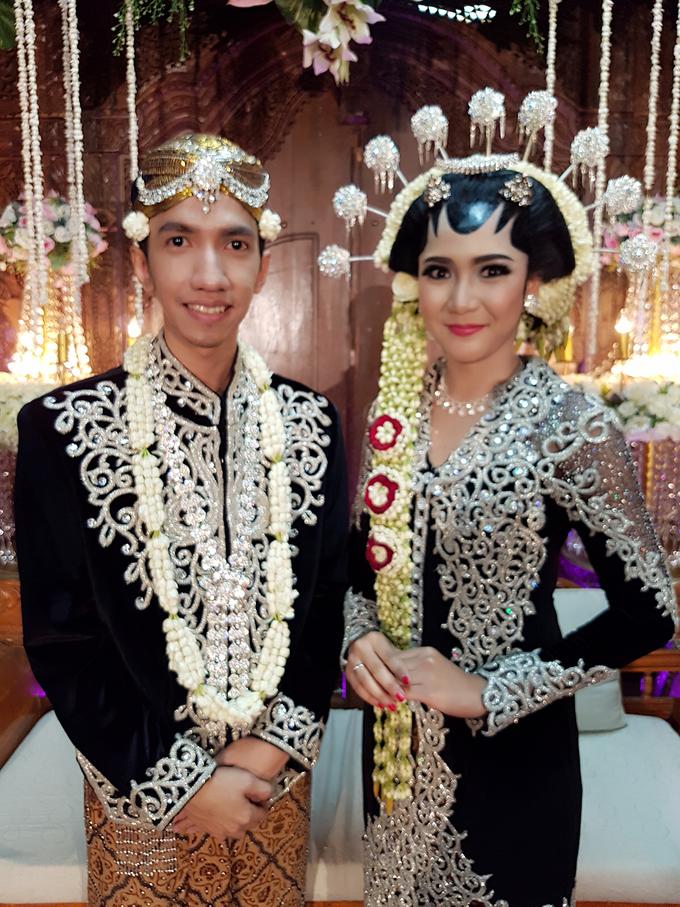 Wedding  by Arum Ndalu Sanggar Rias Pengantin - 012