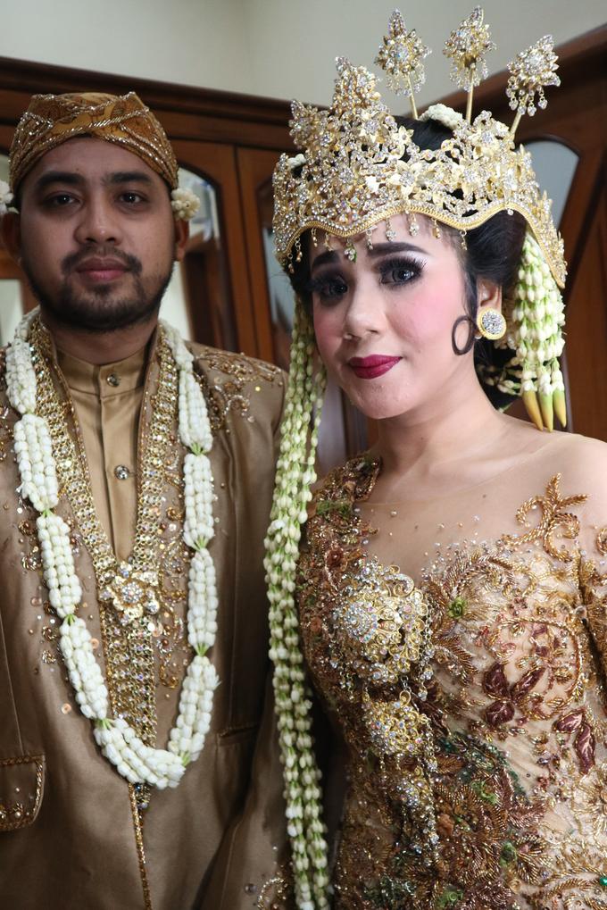 Inca's wedding by Arum Ndalu Sanggar Rias Pengantin - 002