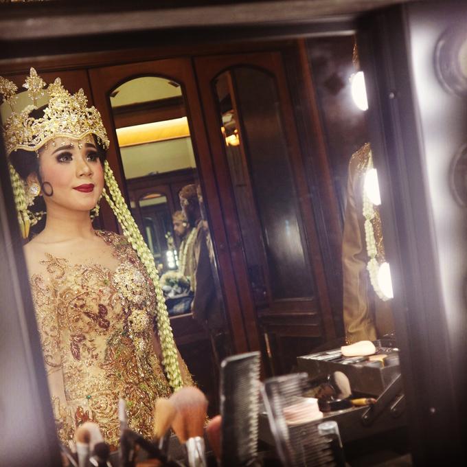 Inca's wedding by Arum Ndalu Sanggar Rias Pengantin - 003