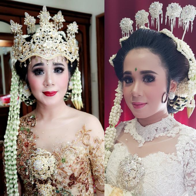 Inca's wedding by Arum Ndalu Sanggar Rias Pengantin - 005