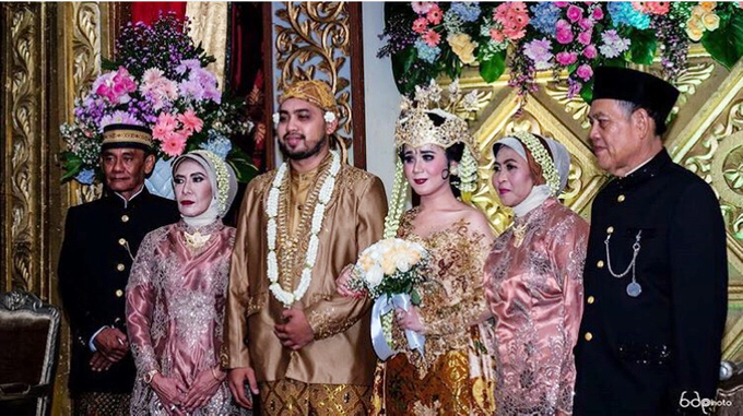 Inca's wedding by Arum Ndalu Sanggar Rias Pengantin - 006